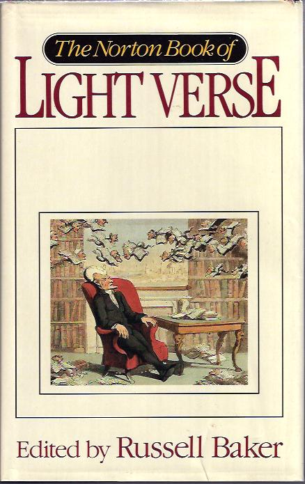 Image for The Norton Book of Light Verse