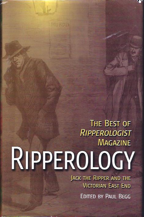 Image for Ripperology The Best of Ripperologist Magazine