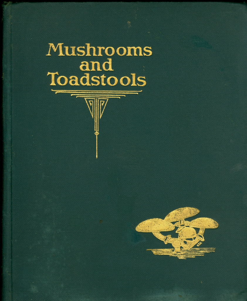 Image for Mushrooms and Toadstools An Account of the More Common Edible and Poisonous Fungi of Canada