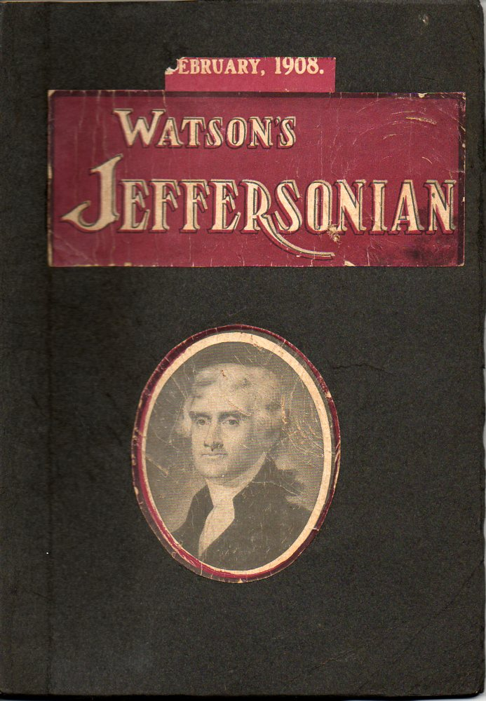 Image for Watson's Jeffersonian Magazine February 1908