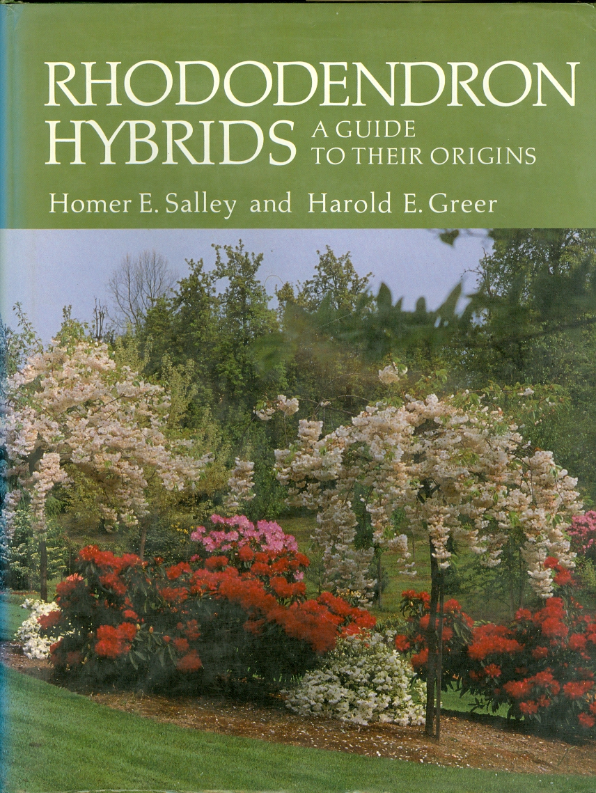 Image for Rhododendron Hybrids: a Guide to Their Origins (Includes selected, named forms of rhododendron species)