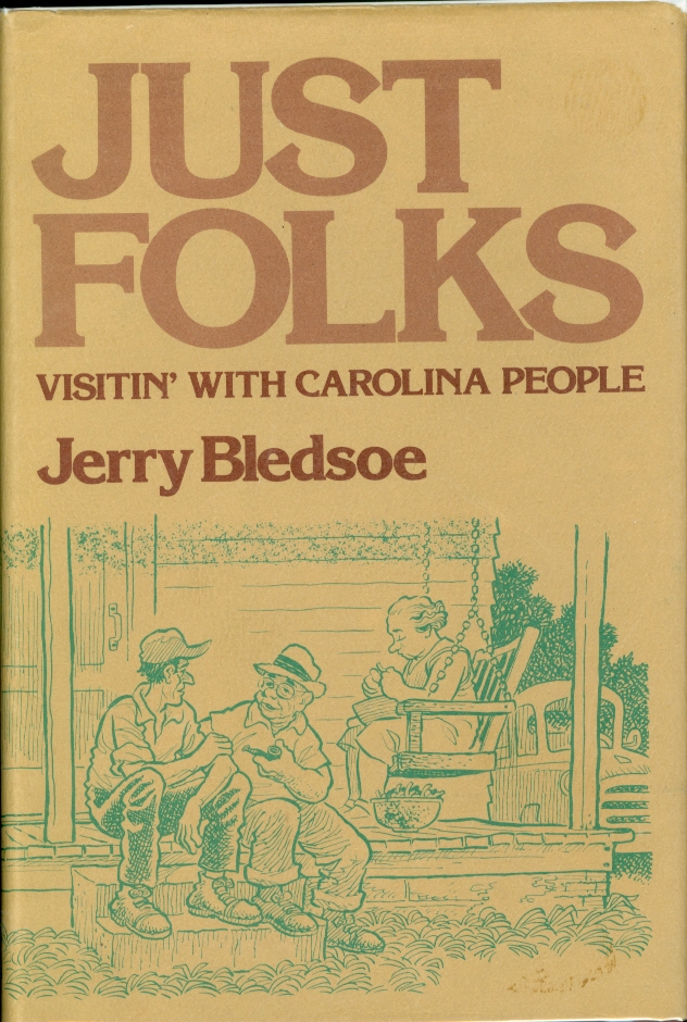 Image for Just Folks Visitin' with Carolina People