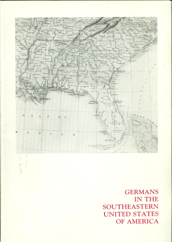 Image for Germans in the Southeastern USA