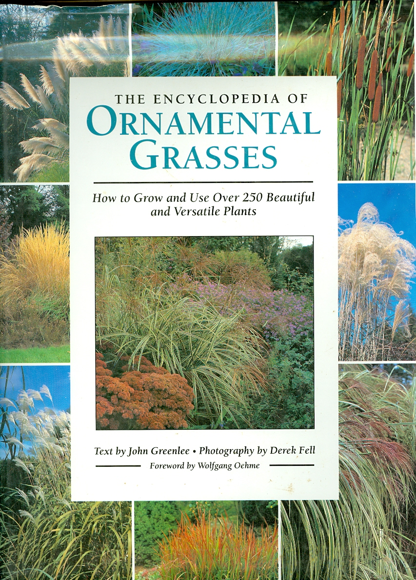 Image for The Encyclopedia of Ornamental Grasses How to Grow and Use over 250 Beautiful and Versatile Plants