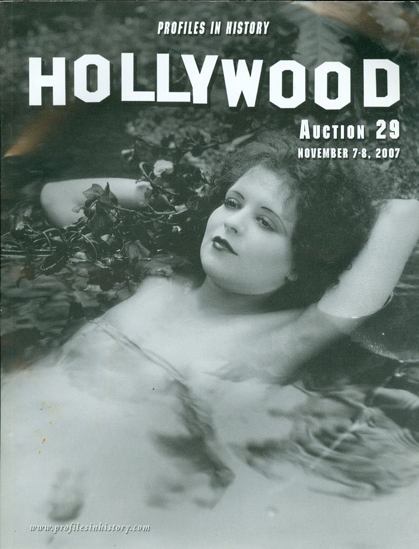 Image for Hollywood Auction 29