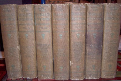 Image for The Farmer's Cyclopedia:  Abridged Agricultural Records in Seven Volumes