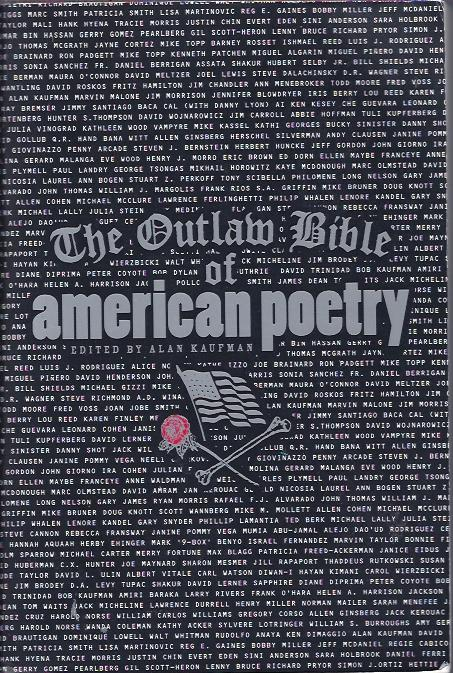 Image for The Outlaw Bible of American Literature
