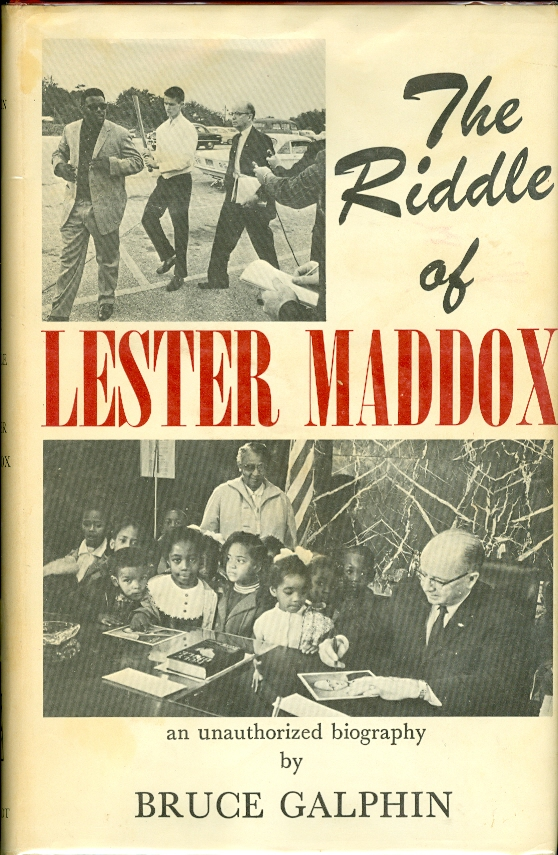 Image for The Riddle of Lester Maddox