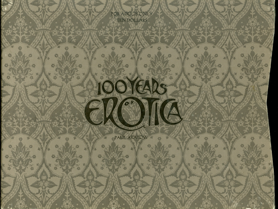 Image for 100 Years of Erotica