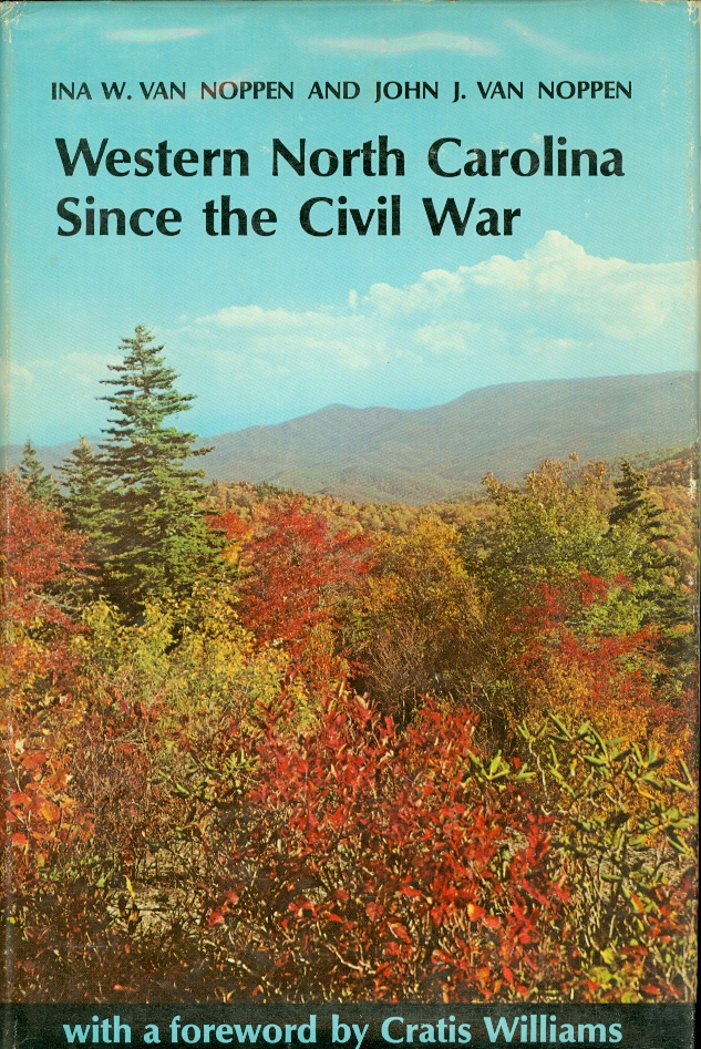 Image for Western North Carolina Since the Civil War