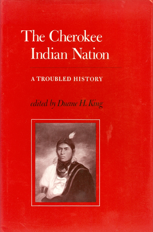 Image for The Cherokee Indian Nation: a Troubled History