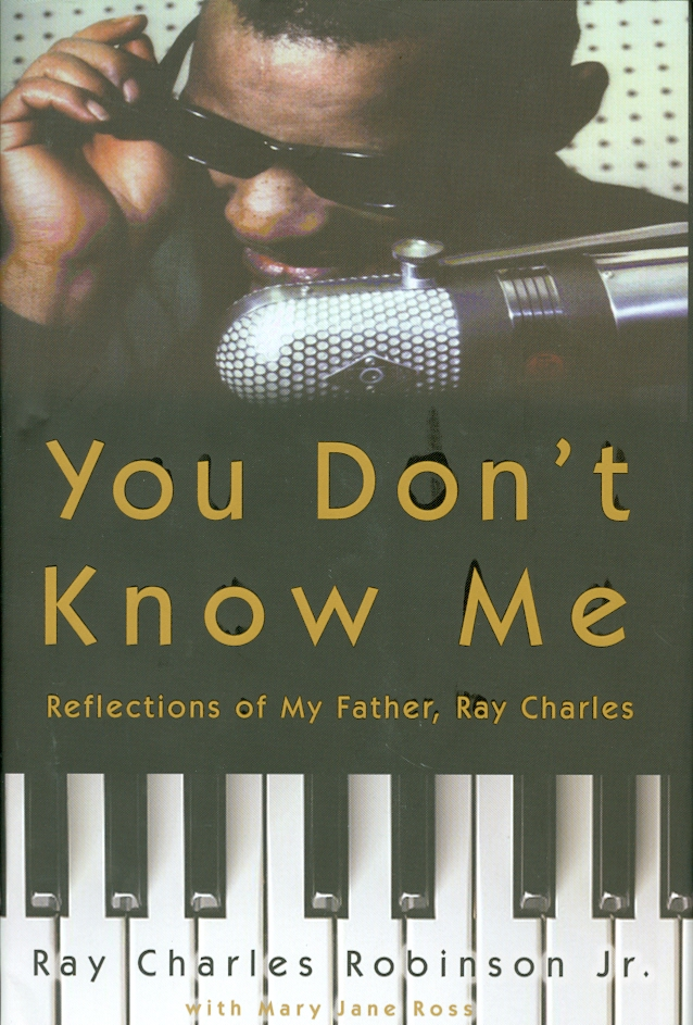 Image for You Don't Know Me Reflections of My Father, Ray Charles