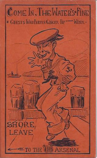 Image for Card with Sailor Advertising Bar