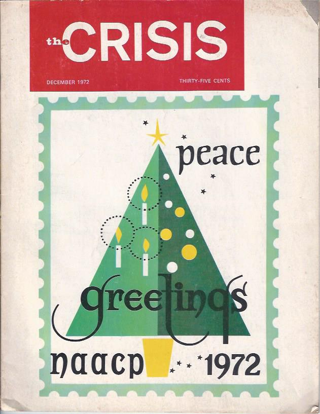 Image for The Crisis, December 1972, Volume 79 Number 10