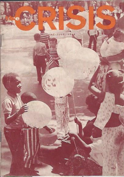 Image for The Crisis, June-July 1969, Vol. 76 No. 6