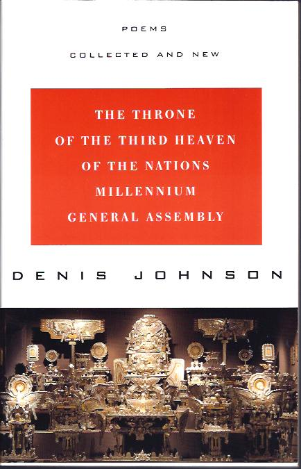 Image for The Throne of the Third Heaven of the Nations Millennium General Assembly Poems Collected and New