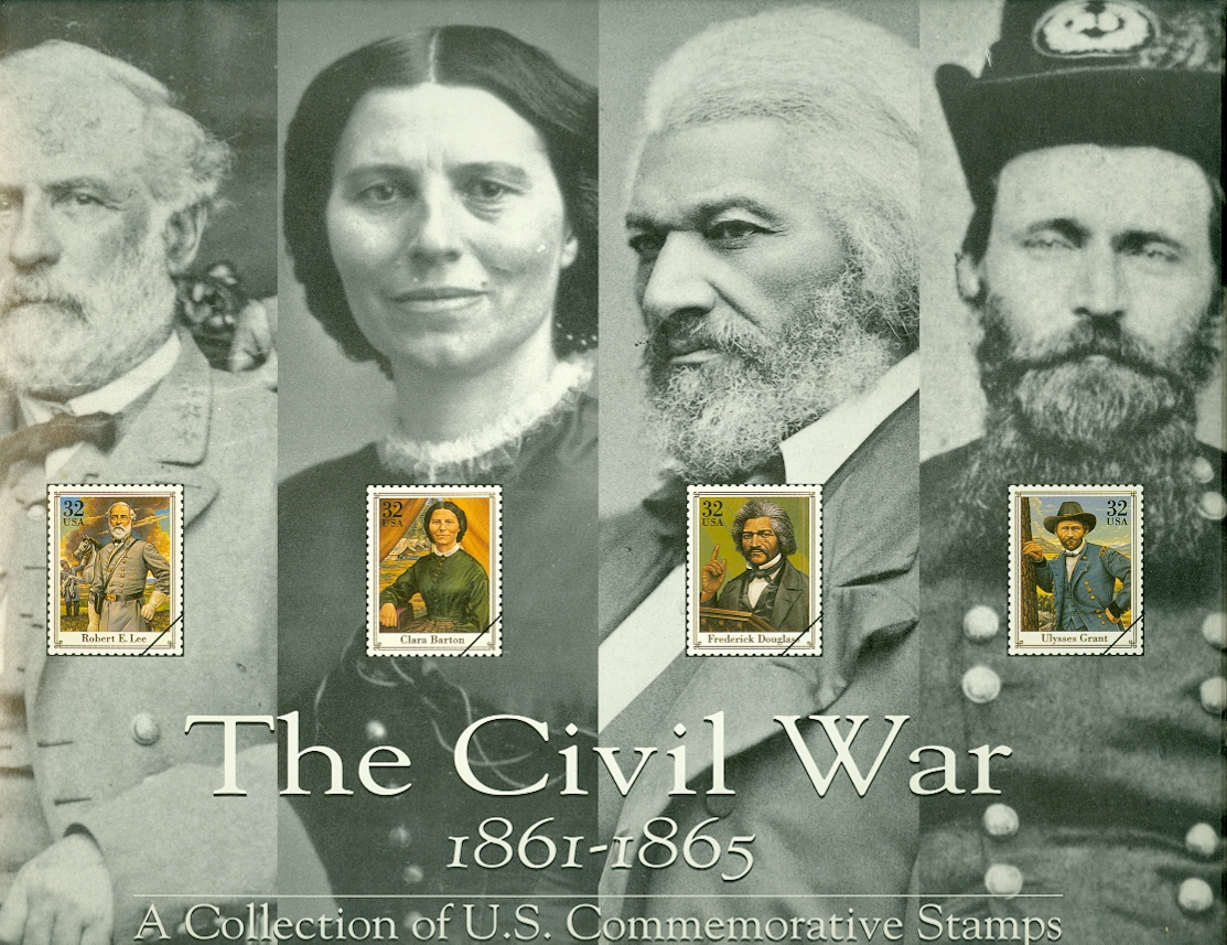 Image for The Civil War A Collection of U. S. Commemorative Stamps