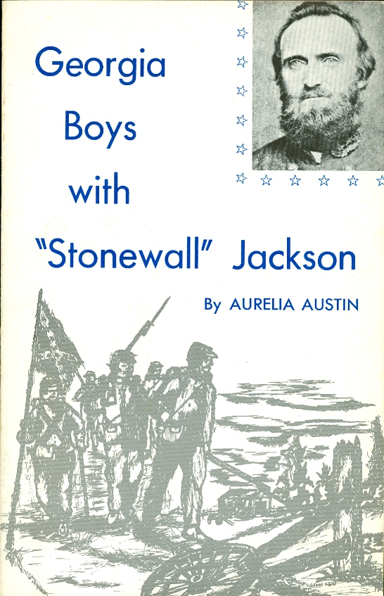 "Image for Georgia Boys with ""Stonewall"" Jackson"