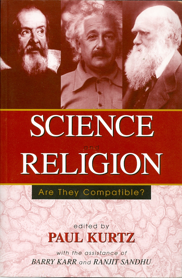 Image for Science and Religion Are They Compatible?