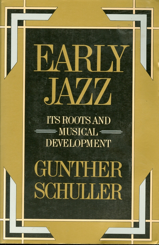 Image for Early Jazz Its Roots and Musical Development