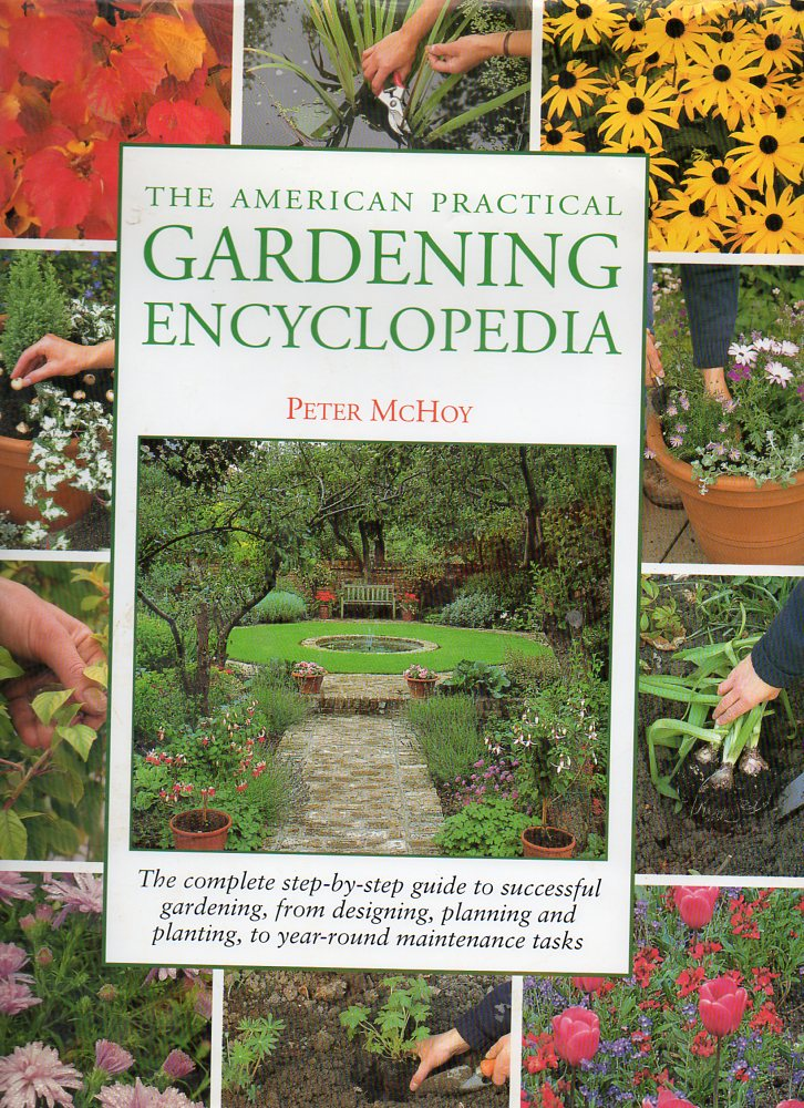 Image for The American Practical Gardening Encyclopedia