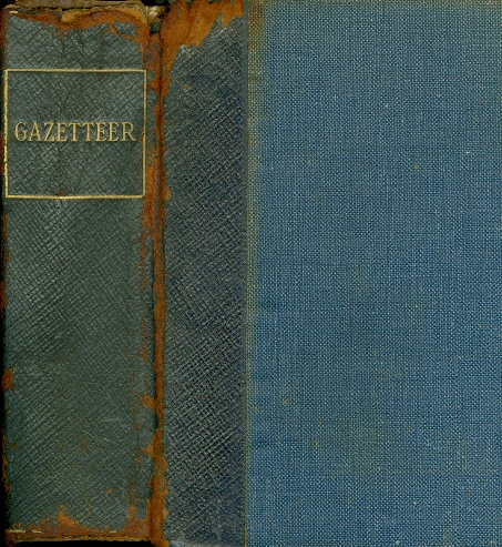 Image for Asprey's Gazetteer of the World
