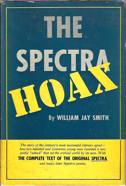 Image for The Spectra Hoax