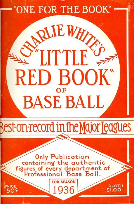 "Image for Charlie White's ""Little Red Book"" of Baseball, 1936"