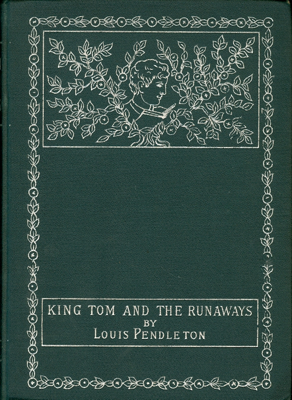 Image for King Tom and the Runaways The Story of What Befell Two Boys in a Georgia Swamp