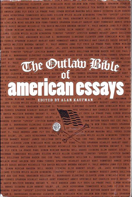 Image for The Outlaw Bible of American Essays