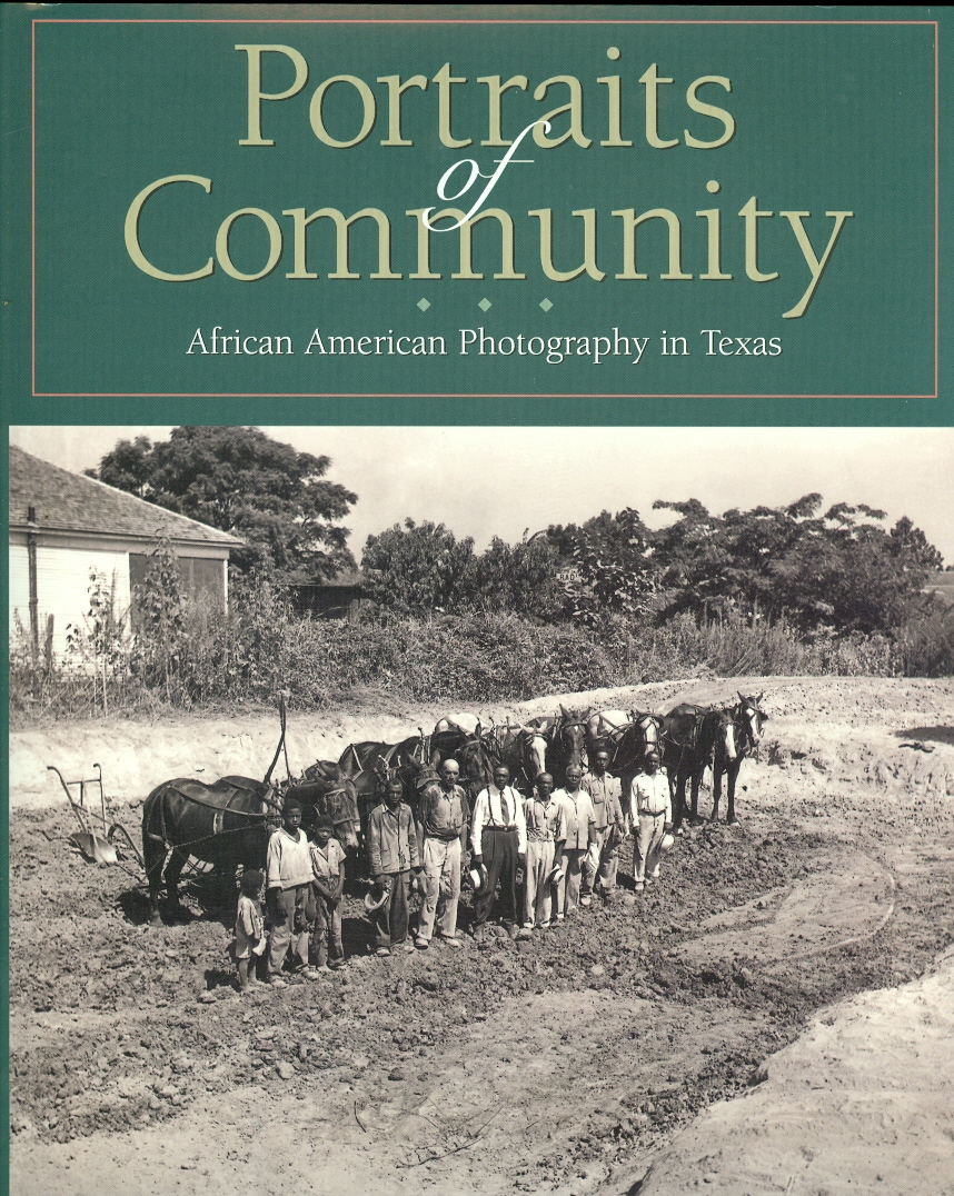 Image for Portraits of Community African American Photography in Texas