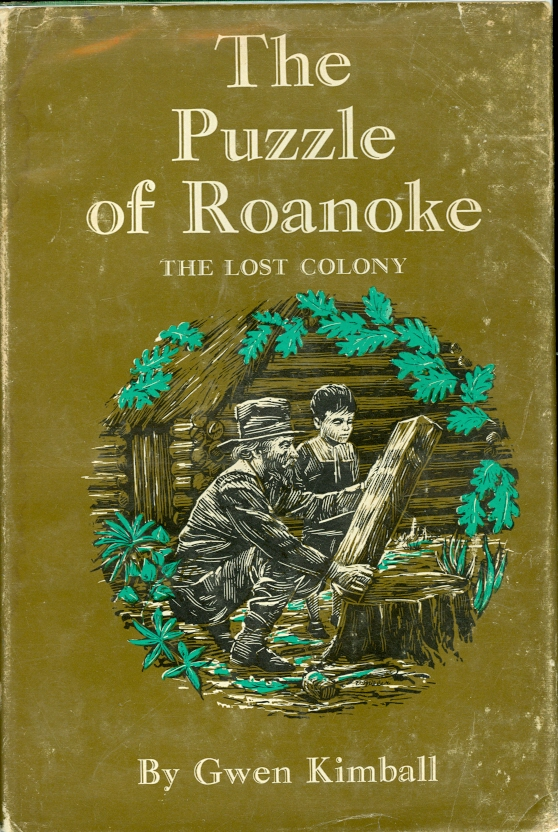 Image for The Puzzle of Roanoke The Lost Colony