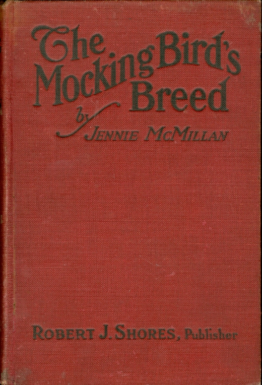 Image for The Mocking Bird's Breed