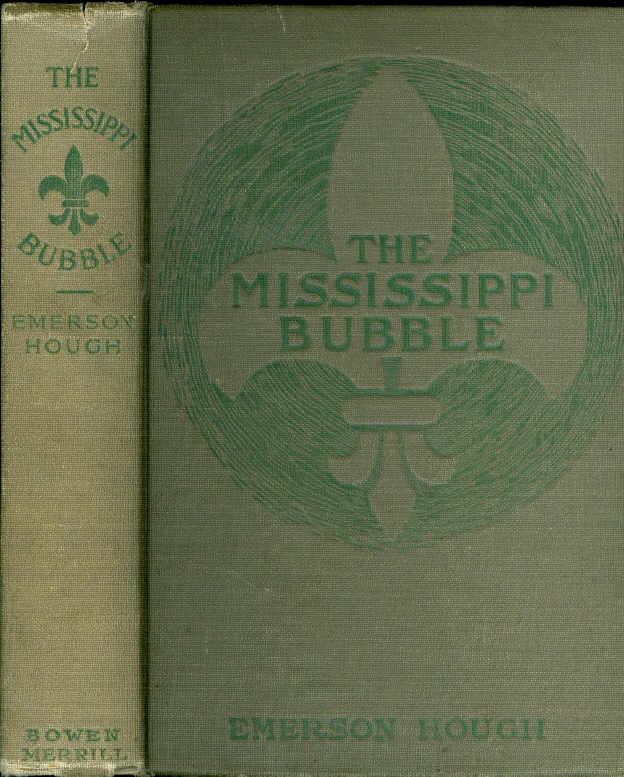 Image for The Mississippi Bubble