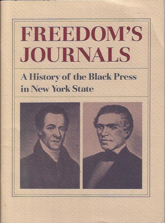 Image for Freedom's Journals: A History of the Black Press in New York State