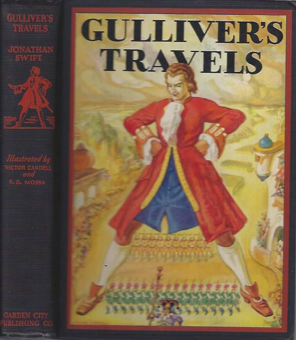Image for Gulliver's Travels to Lilliput and Brobdingnag