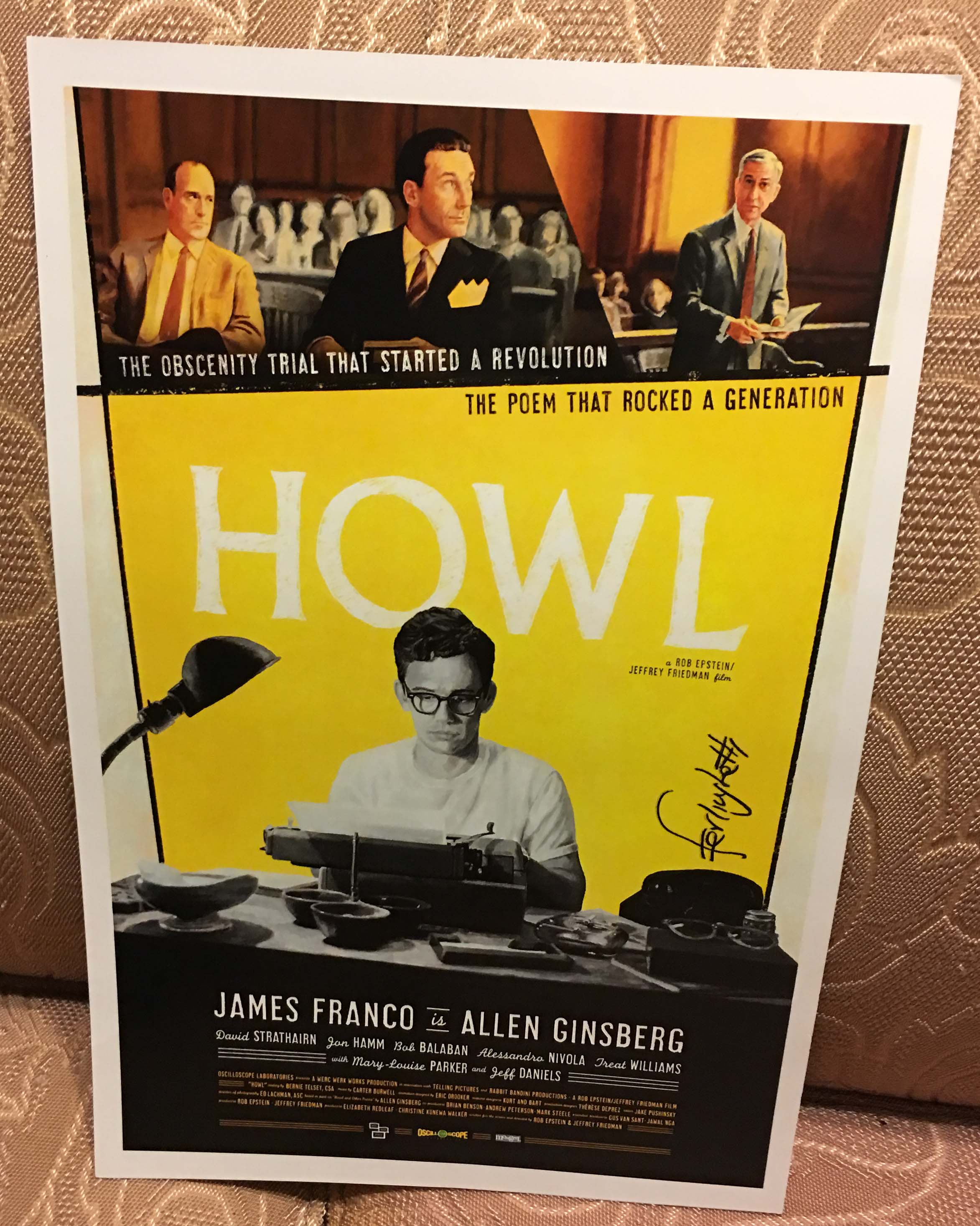 Image for Howl - Movie Poster