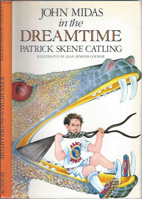 Image for John Midas in the Dreamtime