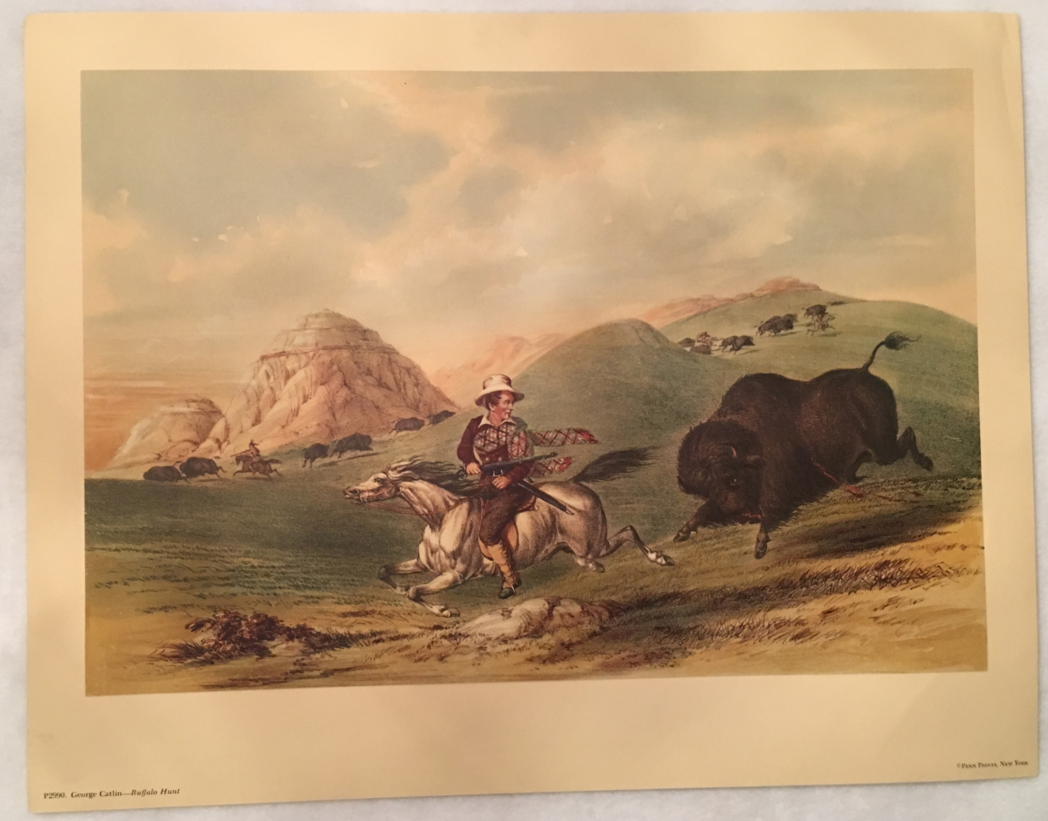 Image for George Catlin's North American Indian Portfolio: Six Magnificent Color Plates of the Old West By the Dean of American Frontier Painters