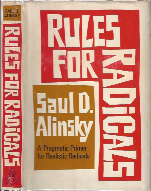 Image for Rules for Radicals: A Pramatic Primer for Realistic Radicals