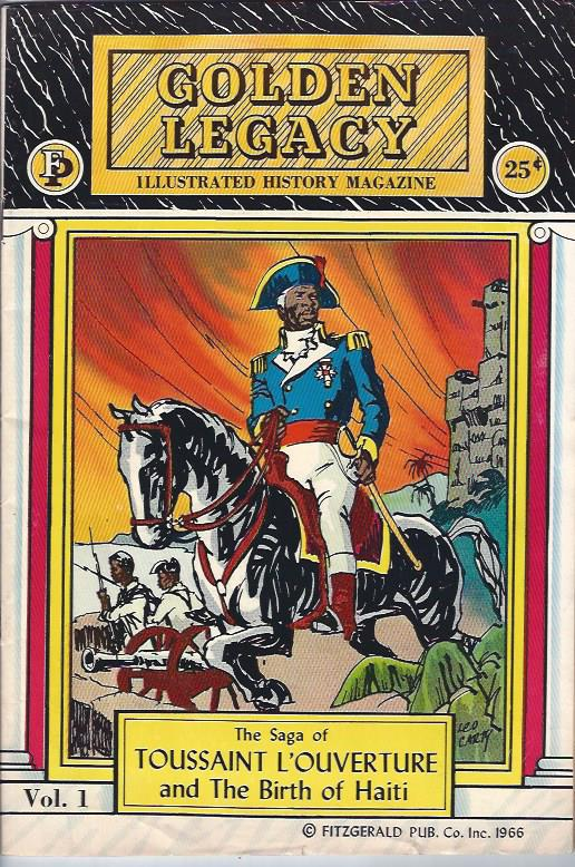 Image for The Saga of Toussaint L'Ouverture and the Birth of Haiti